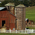 Rural Barn by Bill Gallagher