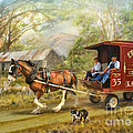 Rural Deliveries by Trudi Simmonds