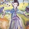 Rural Geisha by Judith Desrosiers