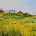 Rural Haze by Susan Hanna