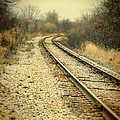 Rural Railroad Tracks by Jill Battaglia