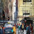Rush Hour 2 - Chicago by Ryan Radke