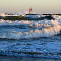 Rush Hour On Cape Cod by Dianne Cowen
