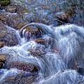 Rushing Stream by Frank Welder