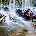 Rushing Water by Parker Cunningham