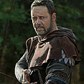 Russell Crowe As Robin Hood by Bob Nolin