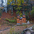Russian Chapel - Vrsic Pass - Slovenia by Phil Banks