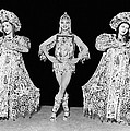 Russian Claudia Ballet Dancers by Underwood Archives