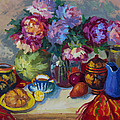 Russian Still Life by Diane McClary