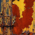 Rust Abstract by Jack Zulli