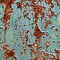 Rust And Paint by Olivier Le Queinec