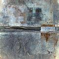 Rust And Walls No. 1 by Carol Leigh