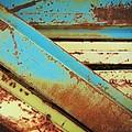 Rust N Turquoise by Jamie Johnson