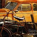 Rust Race by Joe Pratt