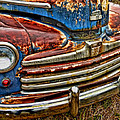 Rusted And Forgotten by Dave Bosse