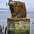 Rusted Equipment by Image Takers Photography LLC - Carol Haddon