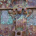 Rusted Lock by Tony and Kristi Middleton