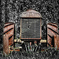 Rusted Old Tractor by Bill Cannon
