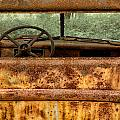 Rusted  by Sara Hudock