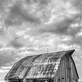 Rustic Barn by Jane Linders
