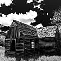 Rustic Barn by Scott McGuire