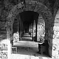 Rustic Castle Inn 3 by Joe Wyman