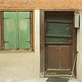 Rustic Door by Christine Jepsen