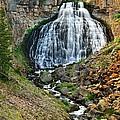 Rustic Falls by Walt Sterneman