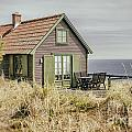 Rustic Seaside Cottage by Sophie McAulay