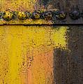 Rusting Machinery by John Shaw