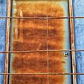 Rusty Blues by Tera Bunney