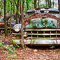 Rusty Caddy 3 by Robert Hainer