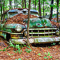 Rusty Caddy 4 by Robert Hainer