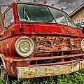 Rusty Dodge by Ken Kobe