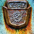 Rusty Ford by Robert Hainer