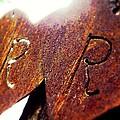 Rusty Hearts  by Ricky Kinkade