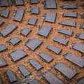 Rusty Iron Hatch by Jozef Jankola