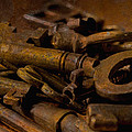 Rusty Keys by WB Johnston