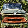 Rusty Lip  by Zbigniew Krol