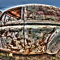 Rusty Old American Dreams - 4 by Mark Valentine