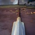 Rusty Old Car by Edward Fielding