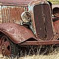 Rusty Old Chevy by Wes and Dotty Weber