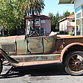Rusty Old Ford Jalopy 5d24649 by Wingsdomain Art and Photography
