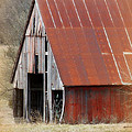 Rusty Ole Barn by Lynn Sprowl
