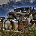 Rusty Relic by Tony Baca