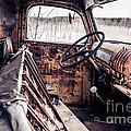Rusty Relic Truck by Nikki Vig