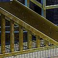 Rusty Triangle by Raymond Kunst