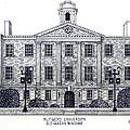 Rutgers University by Frederic Kohli