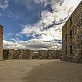 Ruthven Barracks - 5 by Paul Cannon
