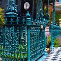 Rutledge House by Dale Powell